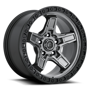 Fuel 1-Piece Wheels Kicker - D698