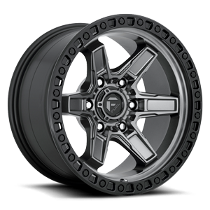 Fuel 1-Piece Wheels Kicker 6 - D698