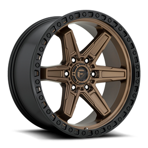 Fuel 1-Piece Wheels Kicker 6 - D699