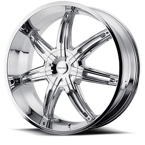 KMC Wheels KM665 Surge
