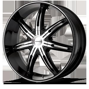 KMC Wheels KM665 Surge