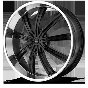 KMC Wheels KM672 Widow