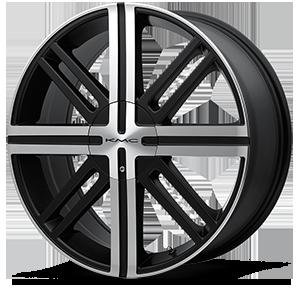 KMC Wheels KM675 Splice