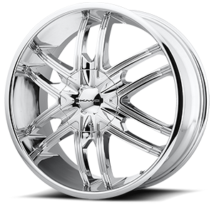 KMC Wheels KM678 Splinter