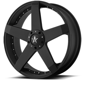 KMC Wheels KM775 Rockstar Car