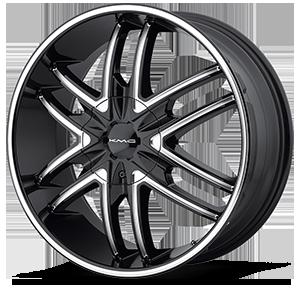 KMC Wheels KM678 Splinter