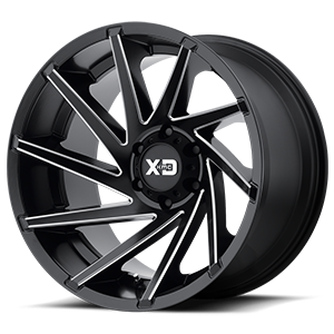 XD Series by KMC XD834 Cyclone