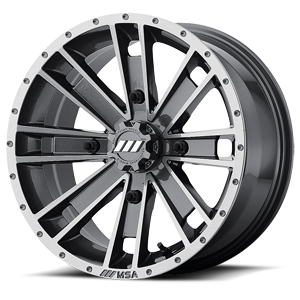 MSA Offroad Wheels M28 Ambush