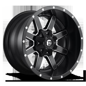 Fuel 1-Piece Wheels Maverick - D538