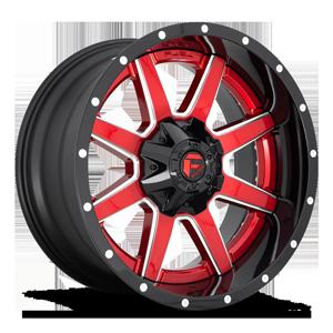 Fuel 2-Piece Wheels Maverick D250