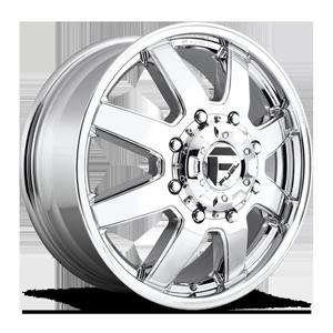 Fuel Dually Wheels Maverick Dually Front - D536
