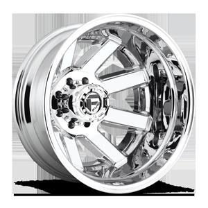 Fuel Dually Wheels Maverick Dually Rear - D536