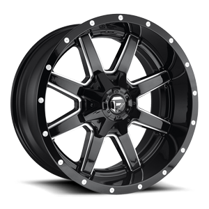 Fuel 1-Piece Wheels Maverick - D610