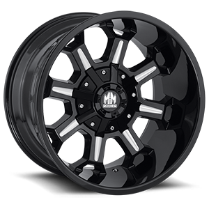 Mayhem Wheels Combat