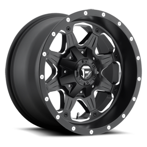Fuel 1-Piece Wheels Boost - D534