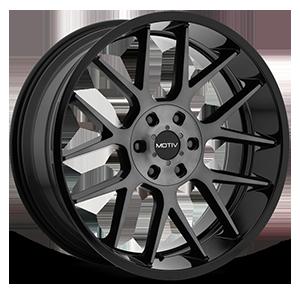 Motiv Luxury Wheels 422 Midnight