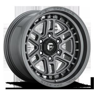 Fuel 1-Piece Wheels Nitro - D668