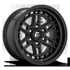 Fuel 1-Piece Wheels Nitro - D667