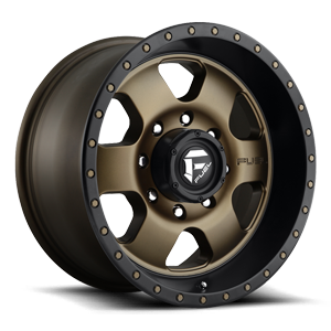 Fuel 1-Piece Wheels Podium - D617