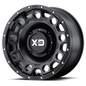 XD Series by KMC XS129 Holeshot