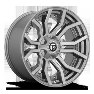 Fuel 1-Piece Wheels Rage - D713