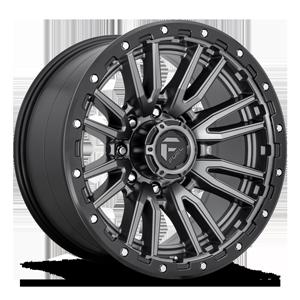 Fuel 1-Piece Wheels Rebel 8 - D680
