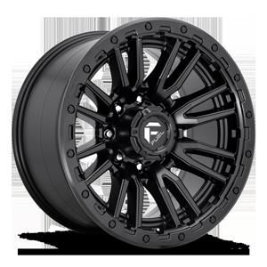 Fuel 1-Piece Wheels Rebel 8 - D679
