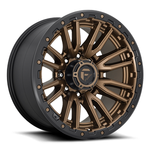 Fuel 1-Piece Wheels Rebel 8 - D681