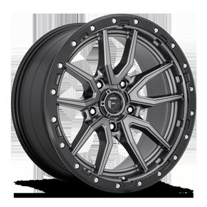 Fuel 1-Piece Wheels Rebel 5 - D680