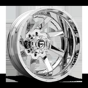 Fuel Dually Wheels Renegade Dually Rear - D263