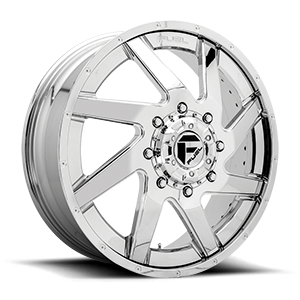 Fuel Dually Wheels Renegade Dually Front - D263