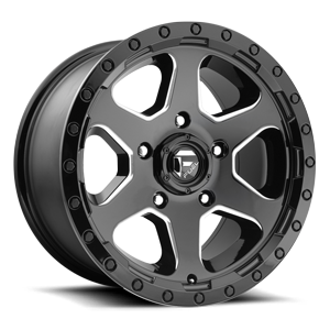 Fuel 1-Piece Wheels Ripper - D590