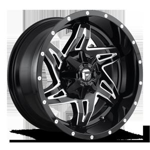 Fuel 1-Piece Wheels Rocker - D613