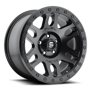 Fuel 1-Piece Wheels Recoil - D584