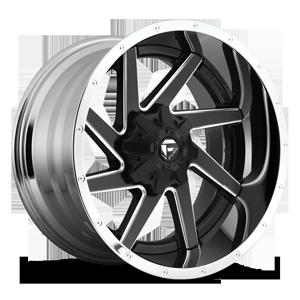 Fuel Deep Lip Wheels Renegade - D264