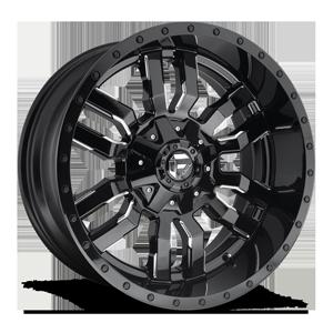 Fuel 1-Piece Wheels Sledge - D595