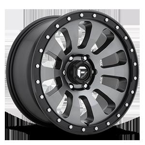 Fuel 1-Piece Wheels Tactic - D648