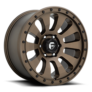 Fuel 1-Piece Wheels Tactic - D678
