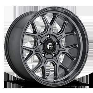 Fuel 1-Piece Wheels Tech - D672