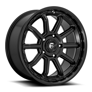 Fuel 1-Piece Wheels Torque - D689