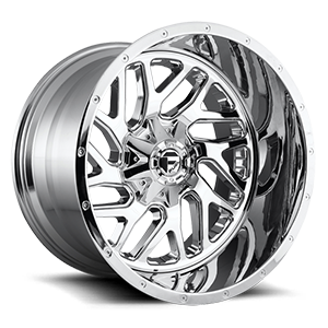 Fuel 2-Piece Wheels Triton - D210
