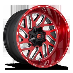 Fuel 1-Piece Wheels Triton - D691
