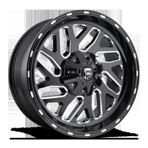 Fuel 1-Piece Wheels Triton - D581