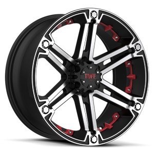 Tuff A.T. Wheels T-01