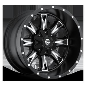 Fuel Deep Lip Wheels Throttle - D513