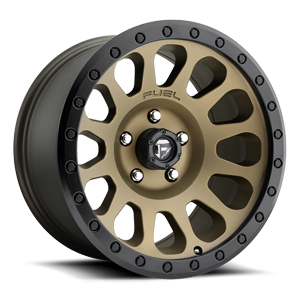 Fuel 1-Piece Wheels Vector - D600