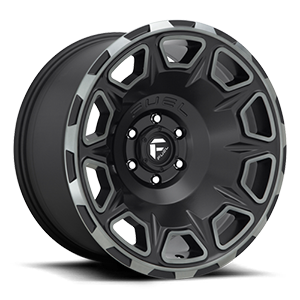 Fuel 1-Piece Wheels Vengeance - D686