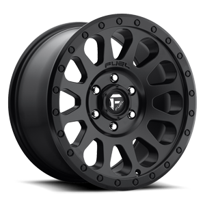 Fuel 1-Piece Wheels Vector - D579