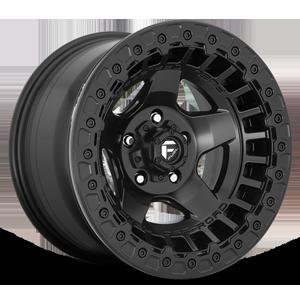 Fuel 1-Piece Wheels Warp Beadlock - D118