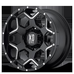 XD Series by KMC XD812 Crux